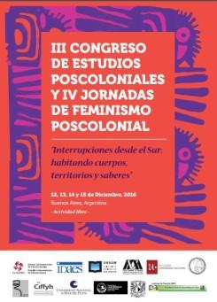 Congreso poscoloniales